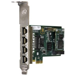 Digital Quad Span Telephony Card Digium